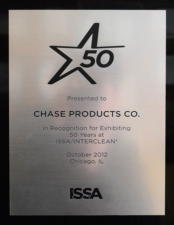 ISSA 50 Years Exhibiting