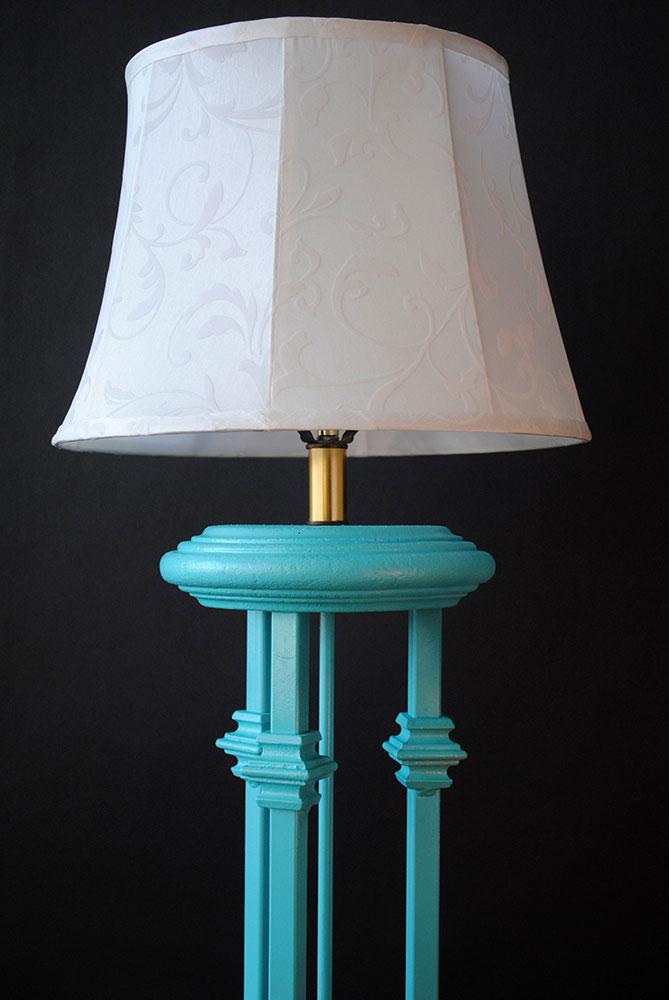 Repainting Lamps