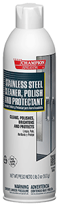 Stainless Steel Cleaner, Polish and Protectant