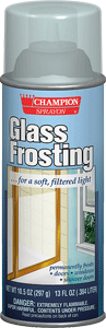 Glass Frosting