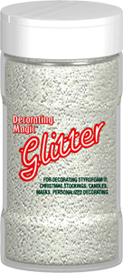 Crystal Glitter 4.8oz
