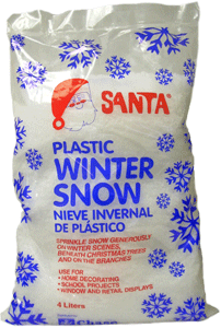 Santa® Winter Snow