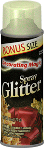 Multi Spray Glitter