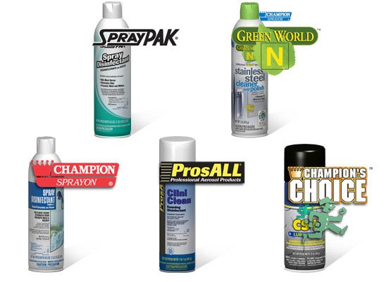 Cleaning and Maintenance Brands
