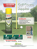 Champion Sprayon® Golf Supplies