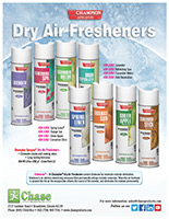 Champion Sprayon® Dry Air Fresheners