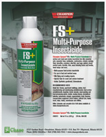 Champion Sprayon® FS+ Multi-Purpose Insecticide