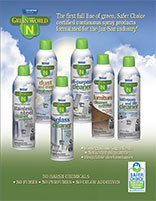 Champion Sprayon® Green World N™
