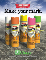 Champion Sprayon® Inverted Spray Paint